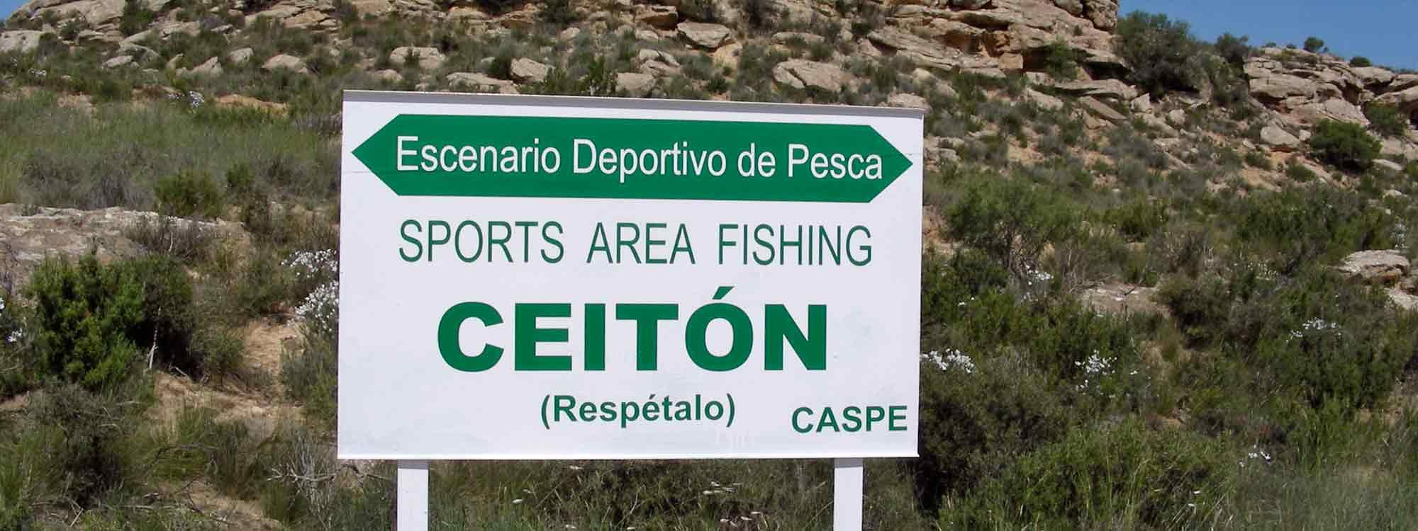 - Ceiton Bay Visvakantie Ebro