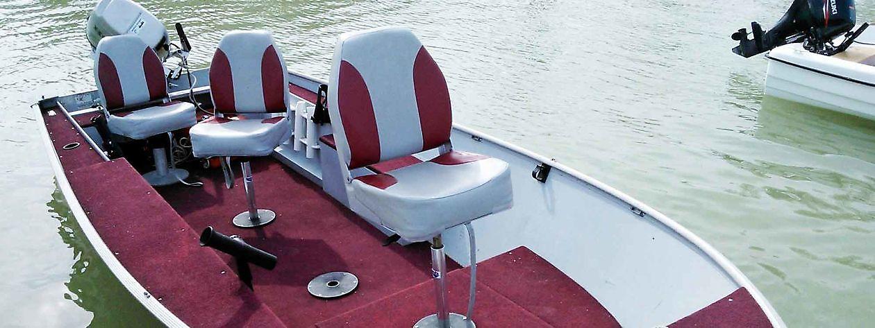 Fishing boat rental - Ceiton Bay Visvakantie Ebro