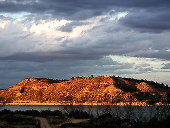 Vissen aan de Ebro meerval en karper