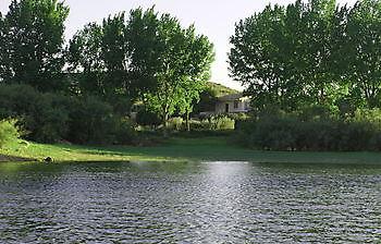 vieuw Casa Alta Ceiton Bay Visvakantie Ebro