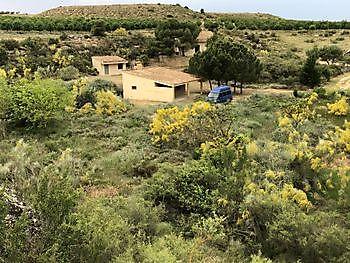 2 casas Ceitón visvakanties off grid huisje huren